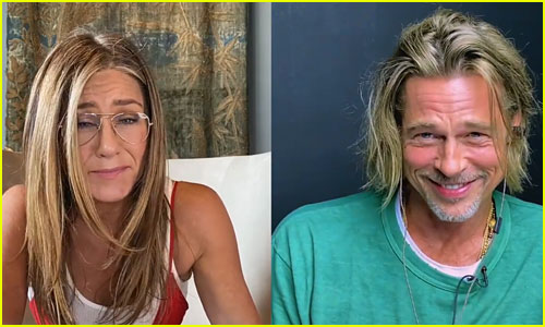 Brad Pitt Had an Erotic Daydream About Jennifer Aniston During 'Fast Times' Reunion