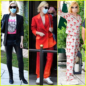 Cate Blanchett Has Worn So Many Cool, Casual Looks in Venice So Far!