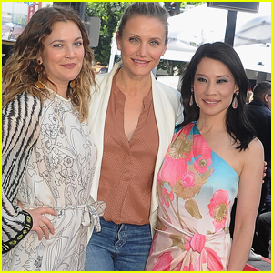 Drew Barrymore to Reunite with 'Charlie's Angels' Co-Stars Cameron Diaz & Lucy Liu on Her Talk Show!