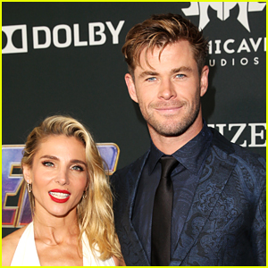 Chris Hemsworth's Wife Elsa Pataky Shares Photo of Him in the Bathtub for Father's Day!