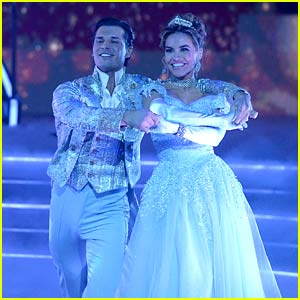 Chrishell Stause Has a Cinderella Moment on 'DWTS,' Earns Her Best Score Yet! (Video)