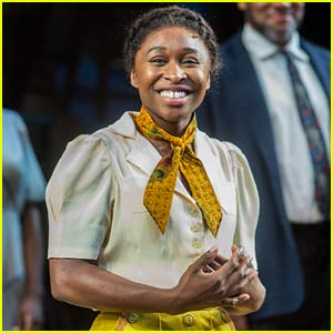 Cynthia Erivo Shares Her Epic 'Color Purple' Performance After Movie Version is Confirmed