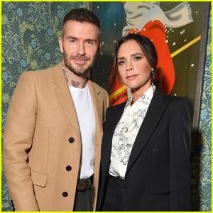 David & Victoria Beckham Secretly Battled Coronavirus Earlier in the Year (Report)