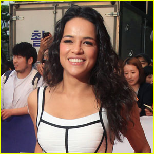 Michelle Rodriguez Confirms 'F9' Is Heading to Space!