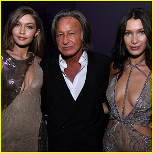 Gigi & Bella Hadid's Dad Mohamed Says It's 'Dangerous' Being Their Father: It's a 'Tremendous Burden'