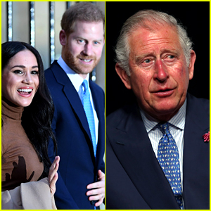 Meghan Markle & Prince Harry Are No Longer Receiving Funds From Prince Charles