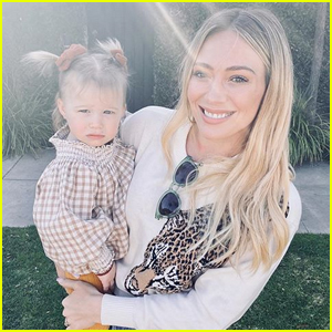 Hilary Duff Writes New Children's Book 'My Little Brave Girl' Inspired by Daughter Banks