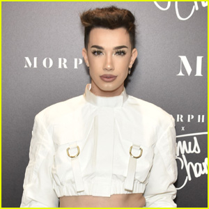 James Charles Speaks Out After Being Accused of Ripping Off Merch Design