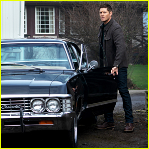 Jensen Ackles Reveals The Big, Iconic Prop He'll Be Taking From 'Supernatural'