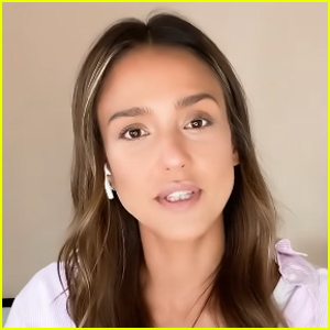 Jessica Alba Does Her Makeup in 5 Minutes - See Which Products She Used! (Video)