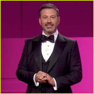 Jimmy Kimmel Reveals 'Weirdest' Part of Hosting the Virtual Emmys