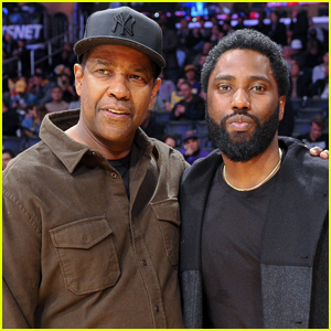 John David Washington Says He Had to Do Chores Again After Moving Back in With Dad Denzel!