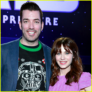 Jonathan Scott Seemingly Confirms It Was Love at First Sight For Him & Zooey Deschanel