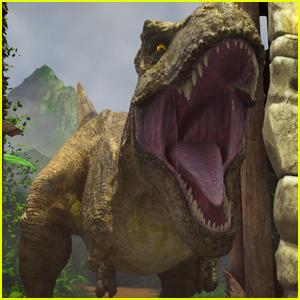 Jurassic World Just Got Bigger with Camp Cretaceous