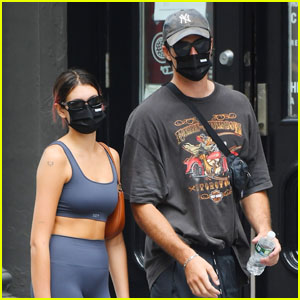 Kaia Gerber & Jacob Elordi Head to the Gym Together Amid Dating Rumors