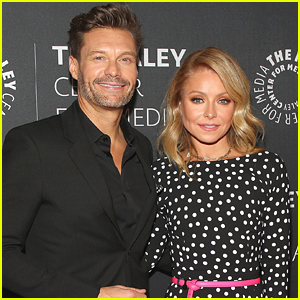Kelly Ripa & Ryan Seacrest Return To Studio For 'Live!' Filming After 180 Days Apart