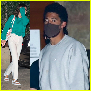 Kendall Jenner Goes Super Casual For Sunday Date Night With Devin Booker