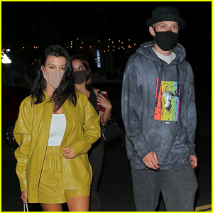 Kourtney Kardashian Spotted at Dinner with New BFF Addison Rae