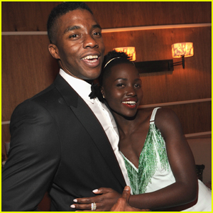 Lupita Nyong'o Pens Heartbreaking Tribute to the Late Chadwick Boseman