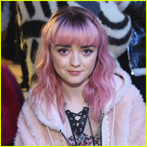 Maisie Williams Gets Candid About Dealing With Imposter Syndrome