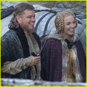 Matt Damon & Jodie Comer Return to 'Last Duel' Set After COVID-19 Lockdown