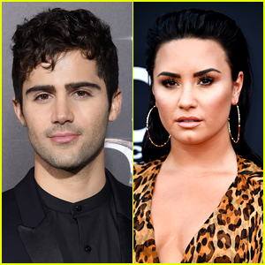 Max Ehrich Doubles Down on Claim That He Found Out About Demi Lovato Breakup From the Tabloids - Read His Statement