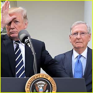 Mitch McConnell Says Trump's Supreme Court Nominee Will Get a Vote in the Senate, Despite His Own Precedent