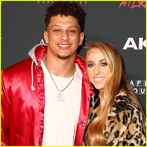 Football Star Patrick Mahomes Expecting First Child With Fiancée Brittany Matthews