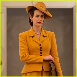 Sarah Paulson Reveals How to Pronounce 'Ratched' - She Doesn't Say It the Way It Looks!