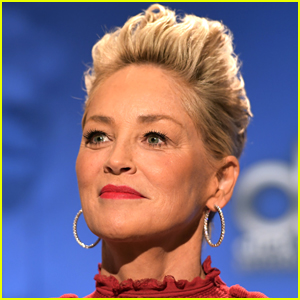 Sharon Stone's Quote About Wearing a Face Mask Is Simply Perfect