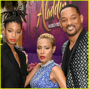 Willow Smith Reacts to How Her Parents Handled Jada's 'Entanglement' with August Alsina