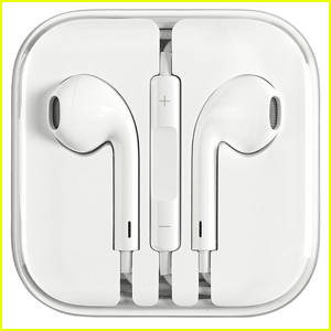 Listen to All Your Favorite New Music With These $12 EarPods!