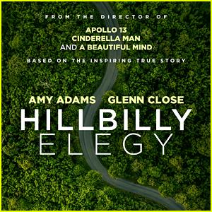 Amy Adams & Glenn Close Star in 'Hillbilly Elegy' - Watch the Trailer!