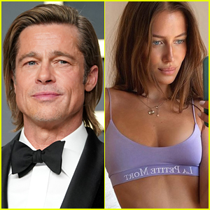 Brad Pitt & Nicole Poturalski Haven't Seen Each Other in Months, Source Calls Relationship a 'Fling'
