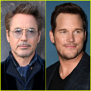 Robert Downey Jr. Has a Message for People Trying to Cancel Chris Pratt