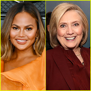 Chrissy Teigen Just Realized Hillary Clinton Follows Her on Twitter, Went Back to Delete Certain Tweets!