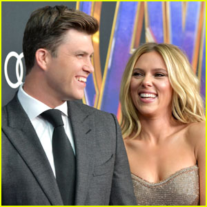 Scarlett Johansson & Colin Jost May Have Sent Out Handwritten Save the Dates 'To Save Money'
