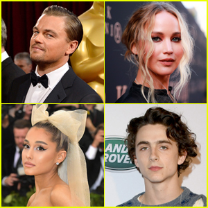 Ariana Grande, Timothee Chalamet, Leonardo DiCaprio & More Stars to Join Jennifer Lawrence in Netflix's 'Don't Look Up'!
