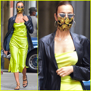 Irina Shayk Brightens Up the Streets While Out in NYC!