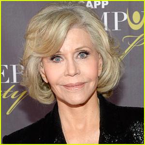 Jane Fonda Calls COVID-19 'God's Gift to the Left'