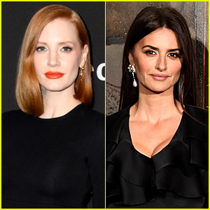 Jessica Chastain Defends Penelope Cruz's Casting as a Colombian Spy in 'The 355'
