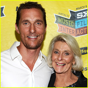 Matthew McConaughey Was Estranged From His Mom for 8 Years & Reveals the Reason Why