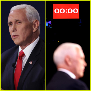 Celebs Had a Lot to Say About Mike Pence During the VP Debate - Read Tweets