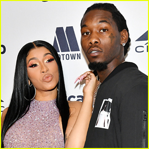 Cardi B's Ex Offset Surprises Her with a Billboard for Her Birthday