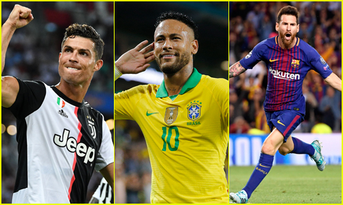 Top 10 Highest-Paid Soccer Players of 2020 Revealed!