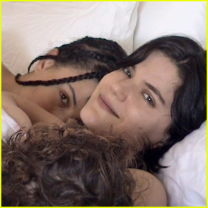 Soko Features Her Own Queer Family in 'Let Me Adore You' Video - Watch Now!