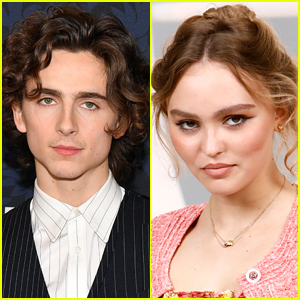 Timothée Chalamet Responds to Those Steamy Lily-Rose Depp Makeout Photos
