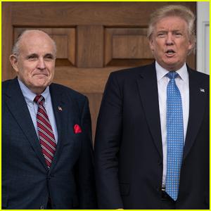 Donald Trump Shares Health Update with Rudy Giuliani, Says He's 'Going to Beat' Coronavirus