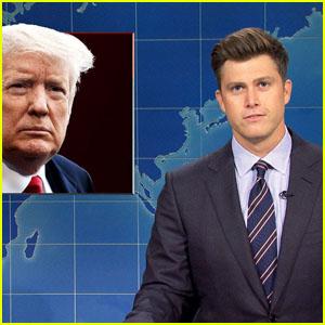 'SNL' Tackles President Trump's Coronavirus Diagnosis - Watch! (Video)