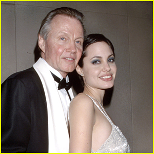 Angelina Jolie Is Trending Because People Remembered Trump Supporter Jon Voight Is Her Father